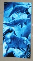 Swimming Dolphins Beach Towel