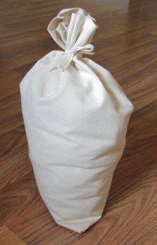 Large Canvas Bag For Storage and Craft Projects
