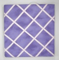 Purple Fabric Picture Board Memo Board for Room Office