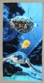 Sea Turtles Swimming Beach Towel